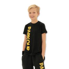 kids-parkour-urban-t-shirt-black-yellow
